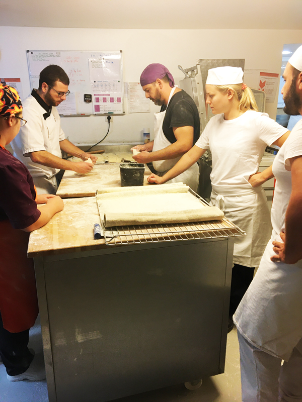Boulangers de 2020