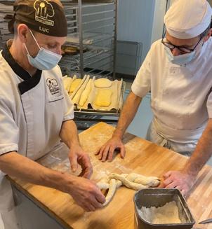 Formation aide-boulanger